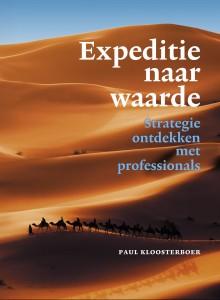 Omslag Expeditie naar waarde